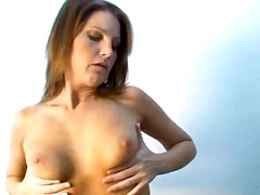 puffy-nipples, natural-boobs, long-hair