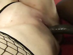 interracial, bbw, big-tits, mature, blonde, blowjob