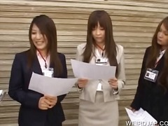 Thumb: Japanese hotties atten...