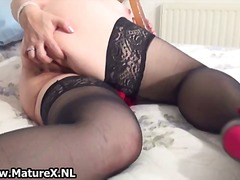 solo, nylons, wife, mature