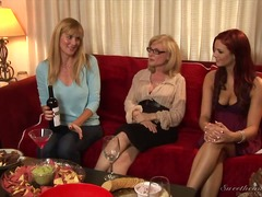 natasha nice, nina hartley