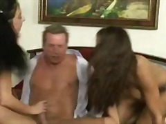 threesome, blowjob, group-sex,