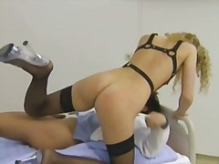 conny, anal, blonde