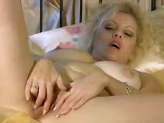 granny, amateur, blonde, big-tits,