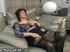 mature, older, solo, granny, amateur