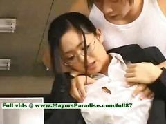 Sora Aoi innocent naughty asian secre...