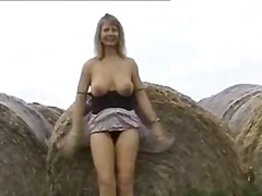 milf, amateur, outdoors, public,