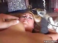hardcore, bbw, big-tits, blonde, fingering