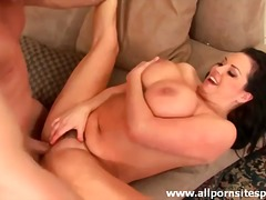 Chubby slut in black h...