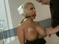 Holly gives special sexual attention to