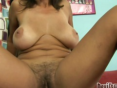 Hot Milf got a ramrod ... video