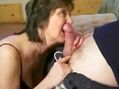 housewife, ass-licking, blowjob