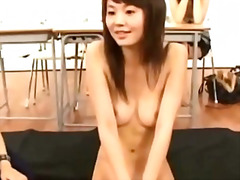 H2porn Movie:Japanese hairy pussy babe gets...