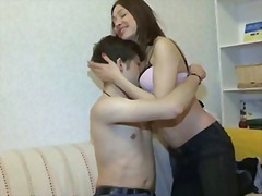 Horny Girlfriend Takes Her... - 03:30