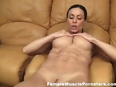 KENDRA LUST MUSCLE FUC... video