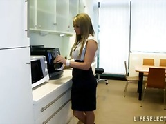 OFFICE SEX WITH ALETTA... video