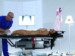 audrey bitoni,  doctor, massage