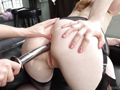 amy brooke,  blowjob, dp