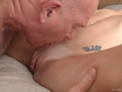 blowjob, creampie, gonzo, mom, penis