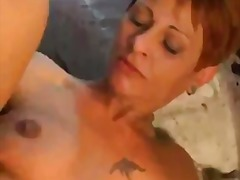 See: Sexy Redhead Granny As...