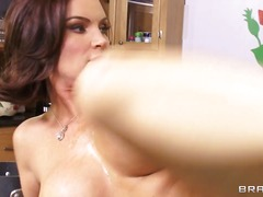 diamond foxxx,  blowjob, handjob,
