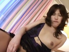 Alpha Porno Movie:Japanese beauty in black stock...