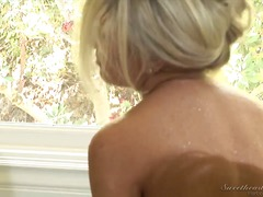 Hot Shame - Sexy blonde Aubrey Addams had no