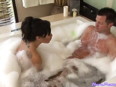 bath, blowjob, ebony, italian, model