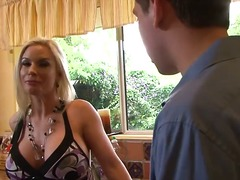 diamond foxxx,  blowjob, facial,