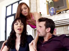 dana dearmond,  blowjob, college