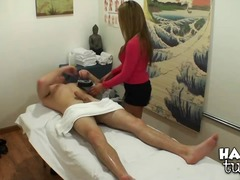 This otherwise mainstream massage ses...