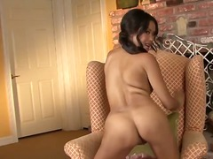 Asian seductress Bever...