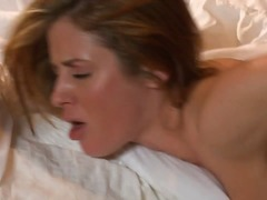 blowjob, couch, milf, swallow, big