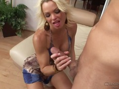 Amazing slutty bitch being fucked in