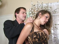 allie haze,  car, couple, girl, milf