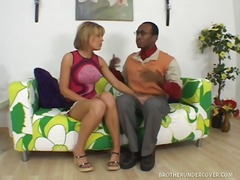 ProPorn Movie:Trashy Blond Gets Duped Into F...