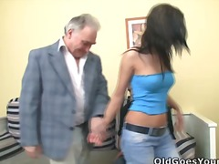 Thumb: Zarina receives her  b...