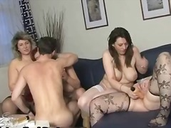 hardcore, old, group, sex-toys