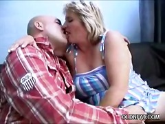 Hot Mature Blonde Sussana video
