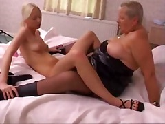 Xhamster - British Lesbo Grannies 2 part 1