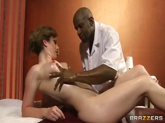 Massage Table Deep Fuck video