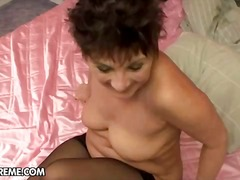 blowjob, nylons, brunette, ass, babe
