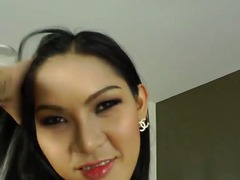 Gorgeous asian ladyboy Paula B are