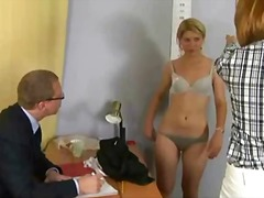 toys, blonde, huge-dildo, european