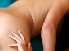 oral, pussy-eating, babe, shaved,