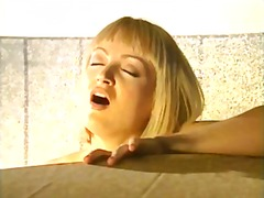 NYLON WORSHIP FOOTJOB FUCKING COUPLE