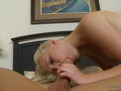 blonde, compilation, oral, white