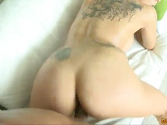 Busty latina Jamie Val... video
