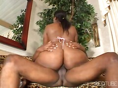 Big booty ebony snatch...
