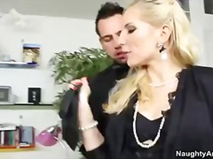 Tube8 - Blonde secretary Ashle...